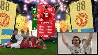 INSANE FIFA 18 REWARD PACK OPENING!!! FIFA 18 Ultimate Team
