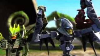 Bionicle 4 Trailer