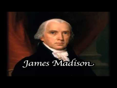 President James Madison Song - Presidents Day Lesson Plan