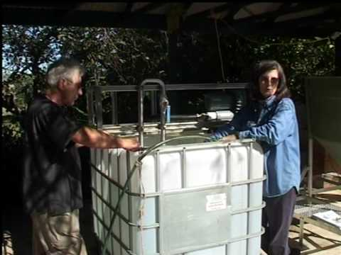 An Introduction to Actively Aerated Compost Tea Brewers