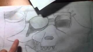 - Мои рисунки фнаф