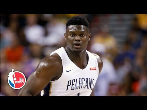 Big dunks by Zion, Jaxson Hayes highlight top 10 summer league plays | 2019 NBA Summer League