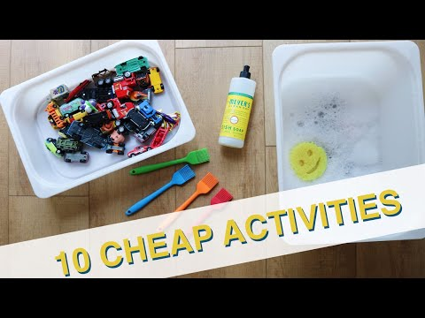 10 BEST Activities for Preschoolers!