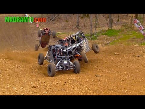 4 WIDE UTV KNOCK OUT RACING IS ABSOLUTELY AWESOME