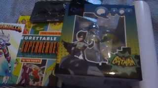 Loot Crate July 2015 Unboxing - Heroes 2