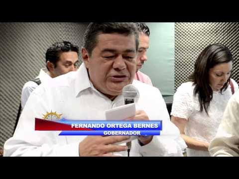 RADIO VOCES CAMPECHE INAUGURA ESTUDIO DE GRABACION INVERSION DE 1.5 MDP