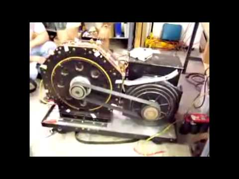 Self Running 40kw 40 000 Watt Fuelless Generator Full V