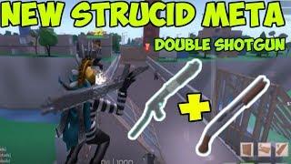 NEW STRUCID META!! *DOUBLE PUMP* | Roblox Strucid