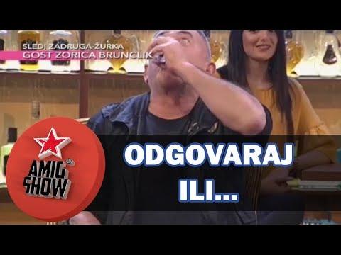 Odgovaraj ili.. - Ami G Show S11 - E20