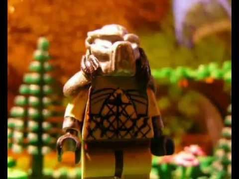 Lego Alien Versus Predator
