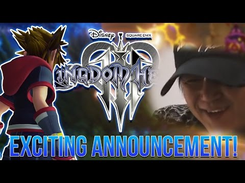 SQUARE ENIX HAS AN EXCITING ANNOUNCEMENT!