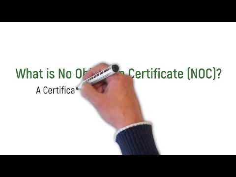 noc no objection certificate in real estate