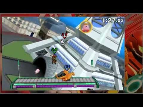 Super Smash Bros 3DS [Directo]
