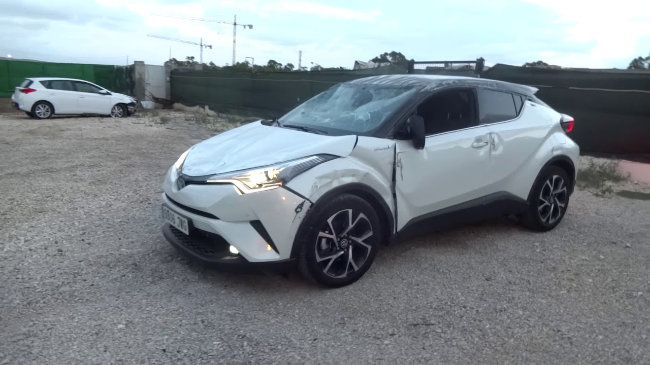 Toyota C-HR 1.8 VVT-i Hybrid Dynamic Plus 01-2017