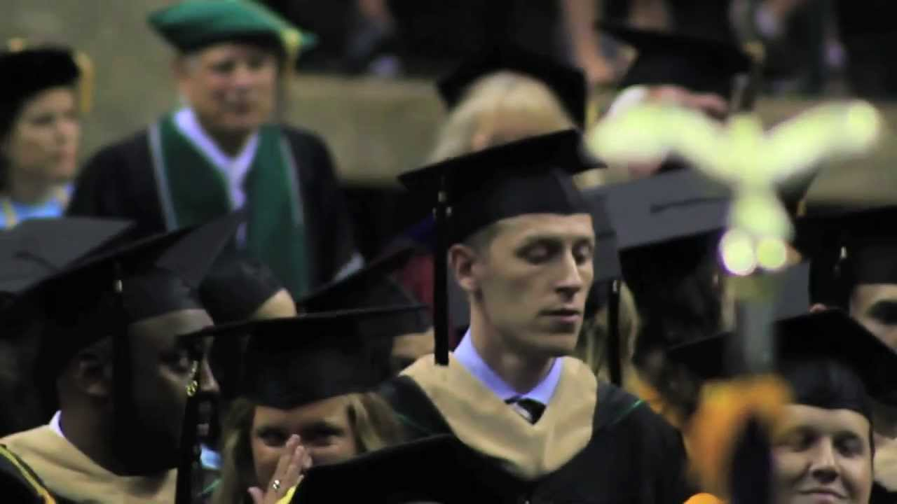 Graduating at North Texas: Remy\'s Story - YouTube