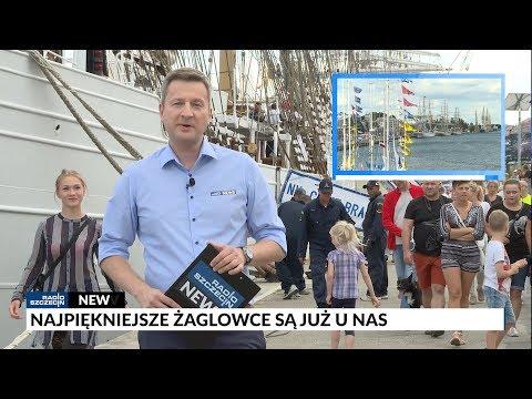 Radio Szczecin News - 4.08.2017 - wydanie wieczorne