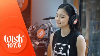 "Kim Chiu performs ""Bawal Lumabas"" LIVE on Wish 107.5 Bus"