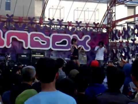 Bella Wang feat Charlie Setia band -  Tentang Suara Hati Inbox Sctv