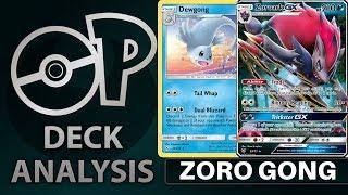 Zoroark Dewgong Deck Analysis and Battles! (Pokemon TCG)