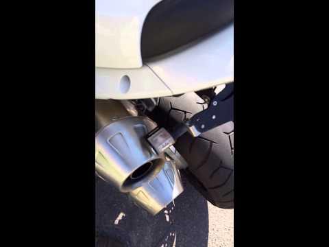 Moto Morini 1200 Sport sound