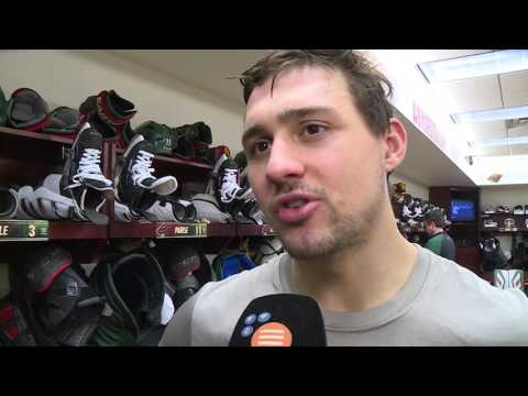 Interview Niederreiter Avalanche