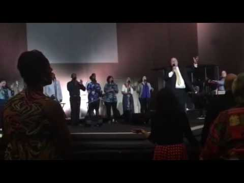 """Oh, The Blood Of Jesus"" Clip by Set Free Praise"