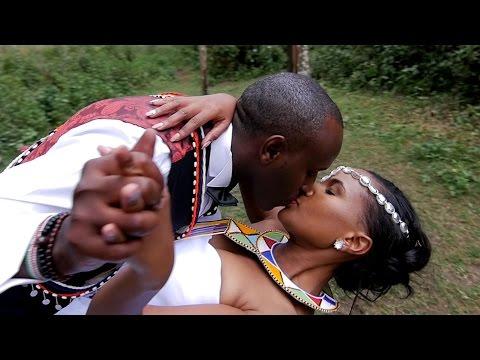 Love Story In The Wild : Soila + Dennis Kenyan Wedding