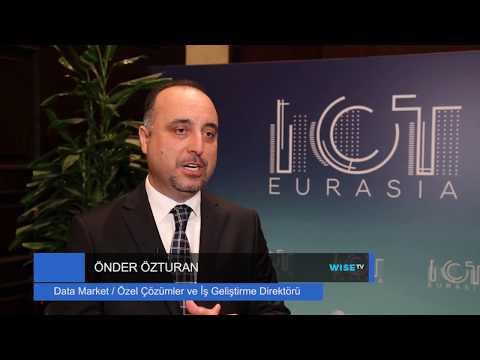 Data Market - Önder Özturan IoT Hakkında Neler Düşünüyor? Iot EurAsia