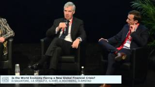 Lugano Fund Forum 2015 - Is the world economy facing a new global financial crisis?