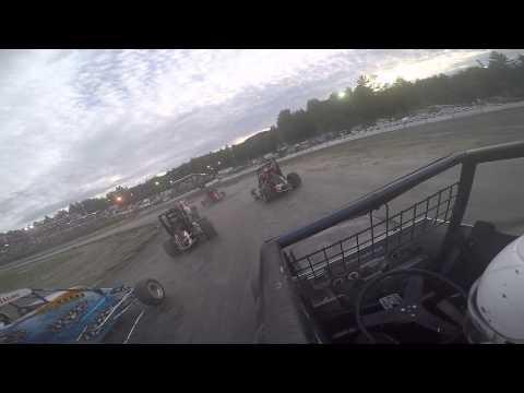 bear ridge speedway 8/8/15 dash