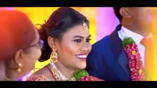 Tamil LipDub Wedding highlights | A LipDub Style Wedding film Of Lavanya & Rajesh #Kummiadi