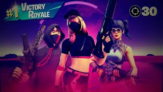 THE COMPETITIVE TEAM EXPERIENCE - Partida con +30 KILLS | Fortnite | ShOWTimeYT