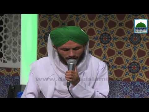 Kalam Madine Ka Safar Hai Aur Main Nam Deeda  -   Tayyab Raza Attari
