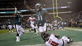 Eagles Victory Celebration, Nicky 6 Is Back YO!!! The NFC Championship, We All We Got!!! My Dream!!