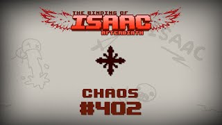 Binding of Isaac: Afterbirth Item guide - Chaos