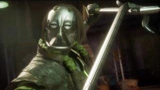 Mortal kombat 11, black dragon fight club (stage music ) round 1