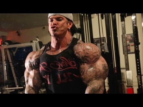 UPRIGHT ROWS WITH DUMBBELLS - MY 2 CENTS - Rich Piana