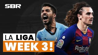 La Liga Week 3 Football Match Tips, Odds & Predictions (2020/21)