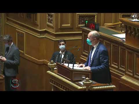 Dany WATTEBLED : Projet de loi sur l'organisation du Conseil économique, social et environnemental