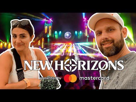 Vlog: New Horizons 2019 - unser erstes EDM-Festival