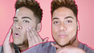 MANover with Steven: How To Strobe and Glow Like J. Lo | The Scene