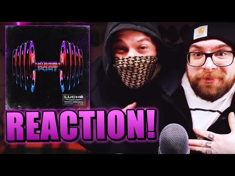 Luchè ft Sfera Ebbasta - Stamm Fort * REACTION 2019
