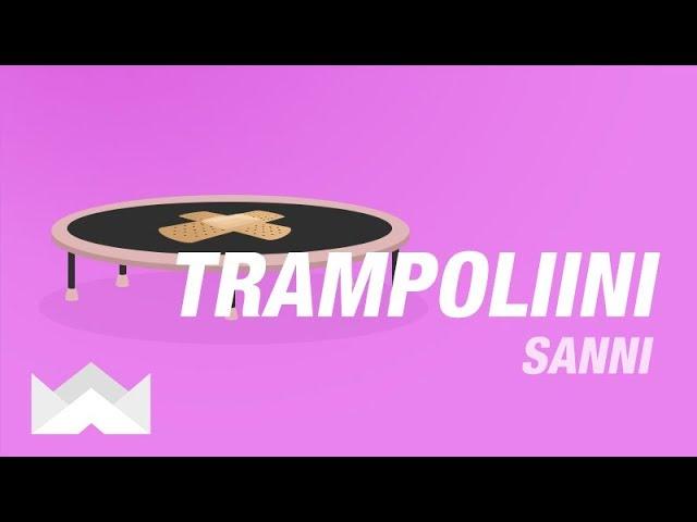 sanni-trampoliini-komea-pianoversio-komeamusic