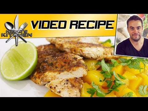 Spiced Chicken & Mango | Nicko's Kitchen