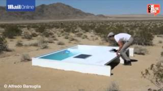 Hidden Pool Awaits In Mojave Desert, Stop By LA For The Keys And GPS Coordinates!