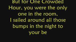 One Crowded Hour by Augie March with Lyrics