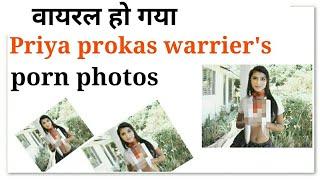 Priya prokas warrier's hot & sexy   photos