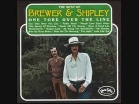 Brewer & Shipley One Toke Over the Line
