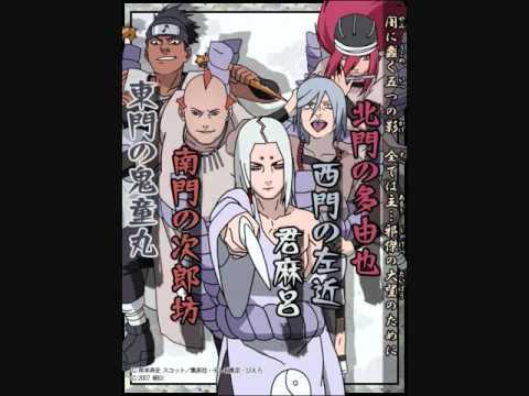 Naruto unreleased soundtrack- Sound 5 (Improved)