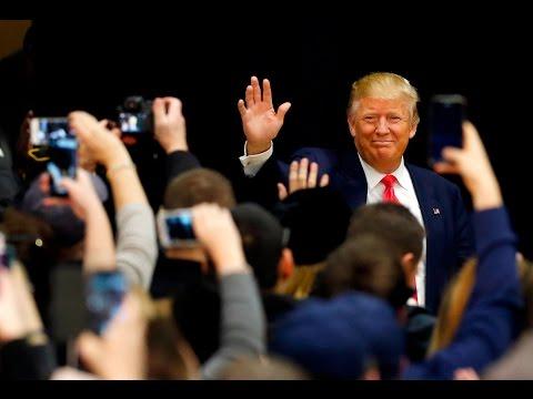 Global Journalist: The global Trump effect